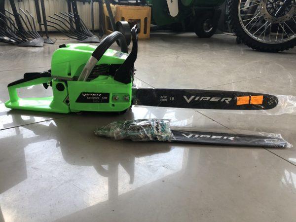 Бензопила Viper 5200 + шина і ланцюг