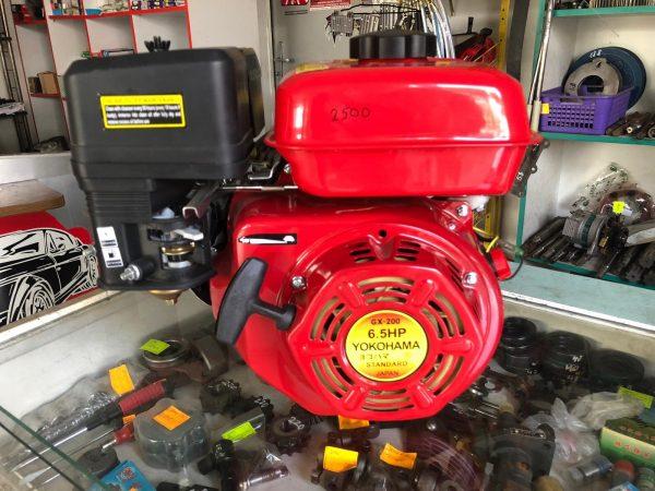 Двигун бензиновий F168 6.5к.с вал під шпонку 20мм