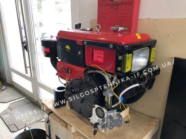 Двигун 10 к.с. електростартерний Forte