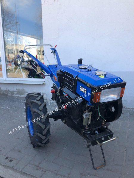 Мотоблок дизельний 10к.с. Зубр Q-79