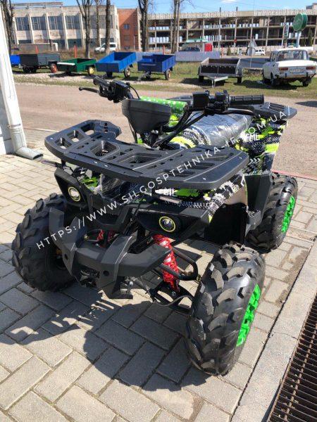 Квадроцикл 125 куб. ATV-125 new