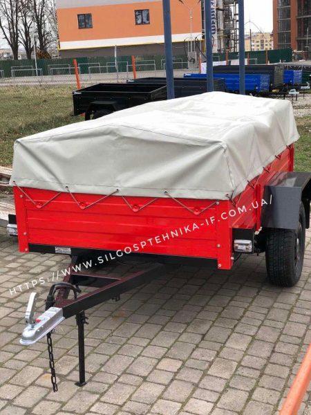 Причіп автомобільний АМС-500