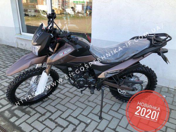 Мотоцикл Shineray 250 куб. Shineray XY250GY-6C