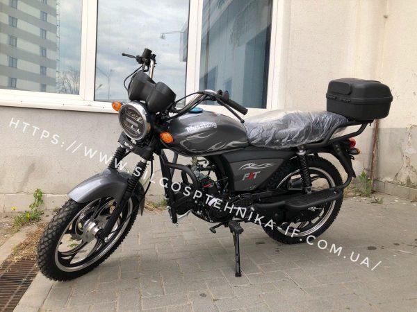 Мотоцикл Musstang Alfa FIT MT125