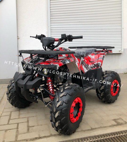 Квадроцикл 125 куб. ATV-125