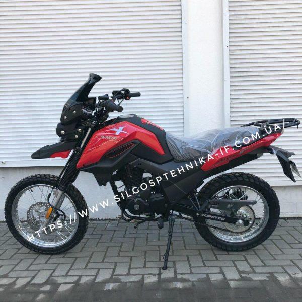 Мотоцикл Shineray X-Trail 200 Red
