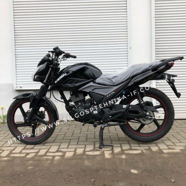 Мотоцикл Lifan LF150-2E. Дорожній мотоцикл. Black