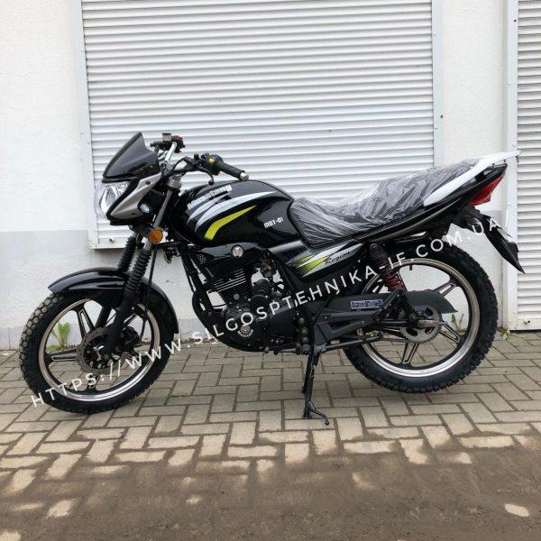 Мотоцикл Musstang Region MT150. Дорожній мотоцикл 150 куб.