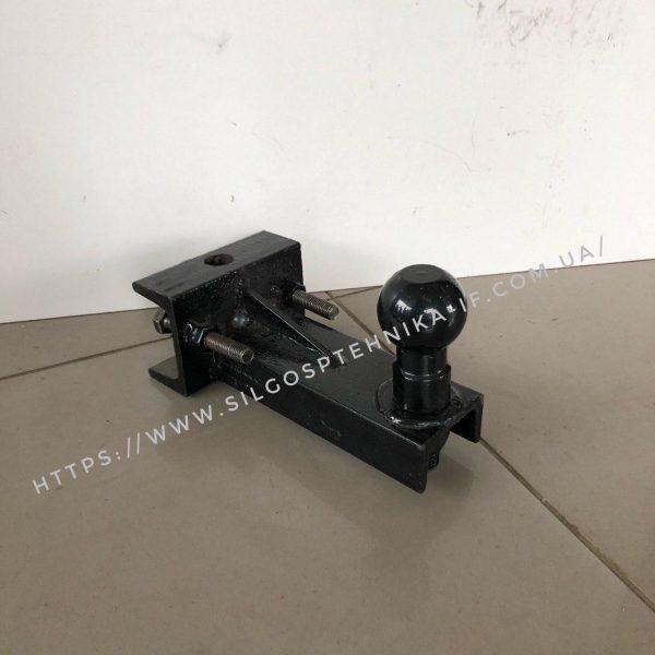 Фаркоп для мототрактора під автомобільний причіп.