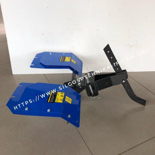 Захисні крила в зборі з кріпленням F178/F186