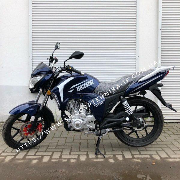 Мотоцикл Sparta Boss 200