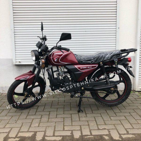 Мотоцикл Spark SP125C-2CM